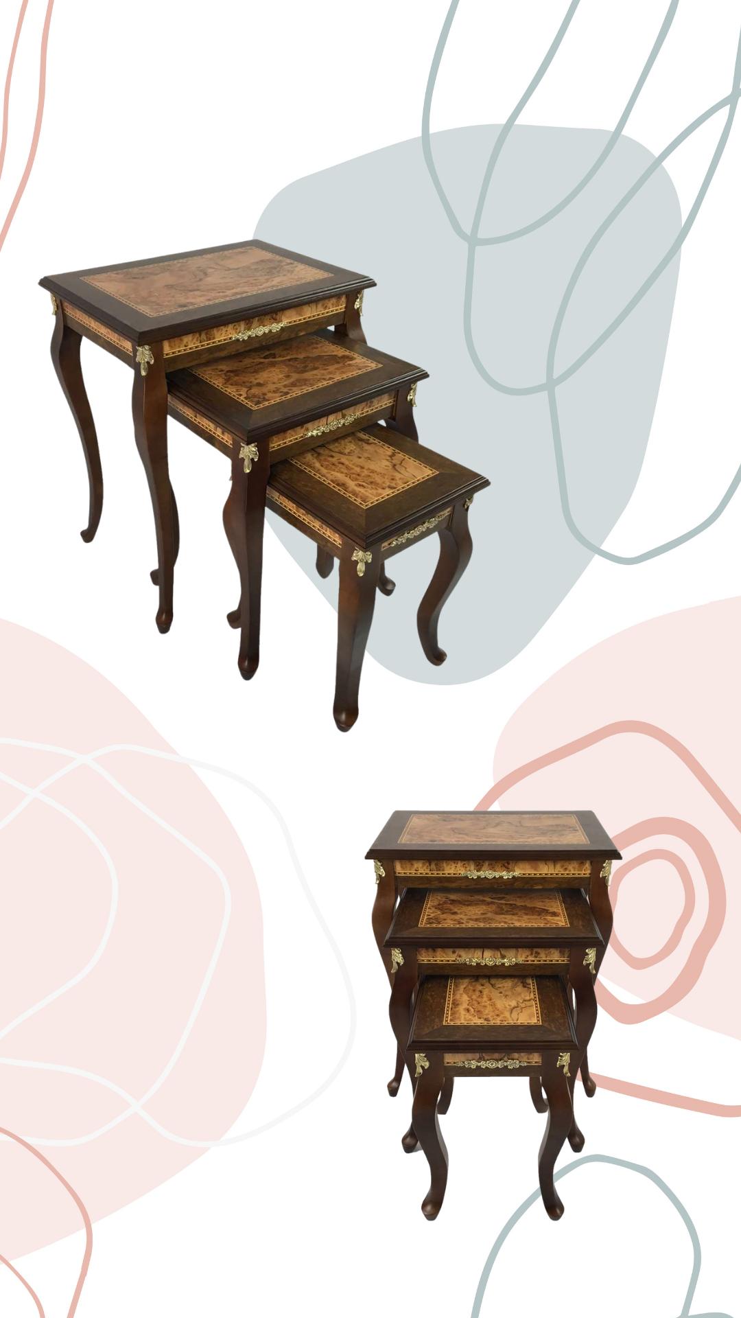 Mesa de Canto Atelier Clássico