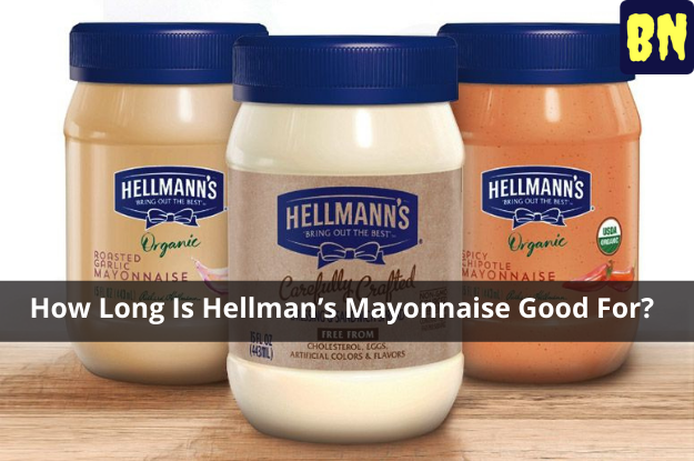 How Long Is Hellman's Mayonnaise Good For?
