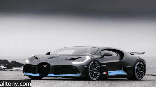 بوجاتي ديفو Bugatti Divo