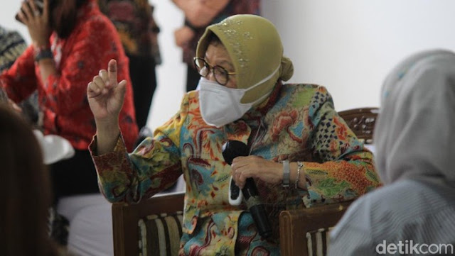 Tersinggungnya Gubernur Gorontalo Gegara Risma Marah-marah ke Warganya