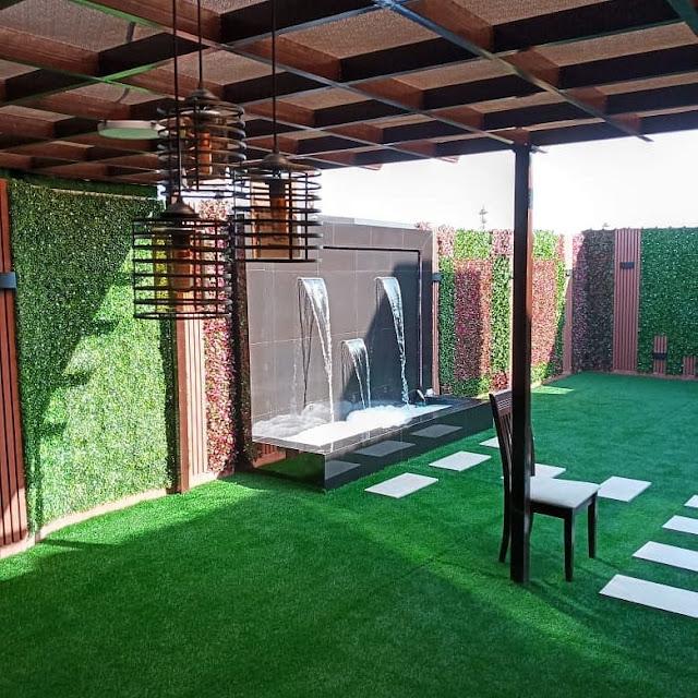 منسق الحدائق المنزلية في حائل  شركة تنسيق حوش المنزل في حائل
