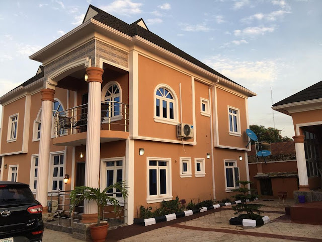 Gospel Singer, Dare Melody buys a Mansion for himself as a birthday gift (Photos)