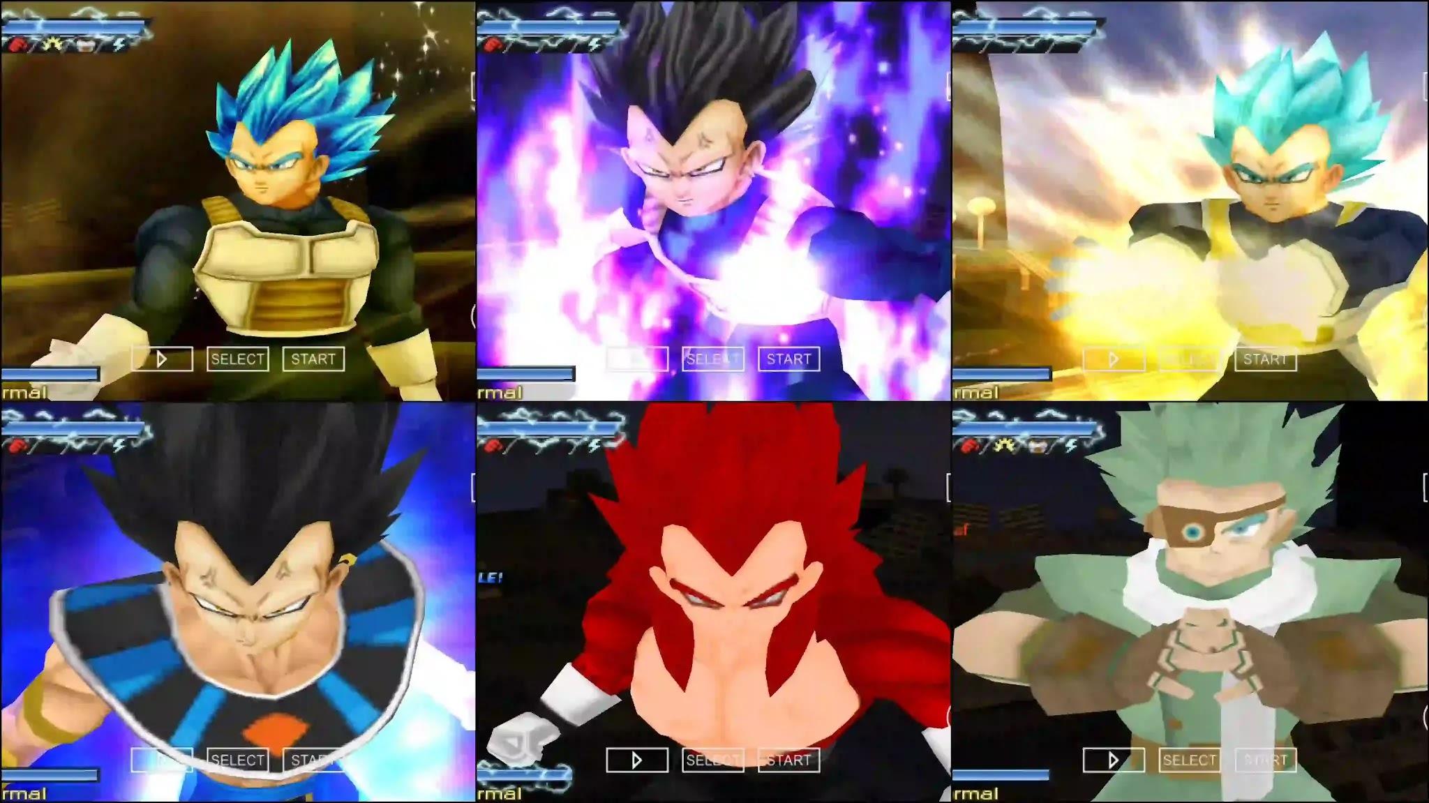 Dragon Ball Super Manga Vegeta Ultra Ego Vs Granola