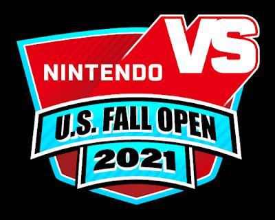 NintendoVS US Fall Open 2021 official logo Super Smash Bros. Ultimate