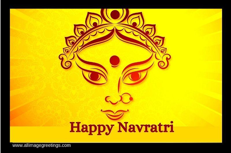 Navratri wish massage