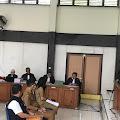 Saksi Dari BPKAD Dicecar Terkait Proses Pencairan Dana Hibah Masjid Sriwijaya