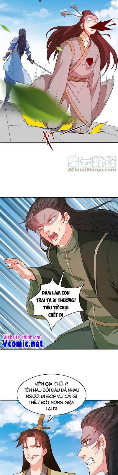 Anh Hùng Bàn Phím Tu Tiên  Chương 47 - Vcomic.net