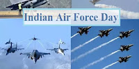 Indian Air Force Day 2021: Wishes,quotes,Gretings and Images
