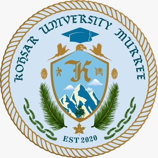 Kohsar University Murree Jobs 2021 – kum.edu.pk