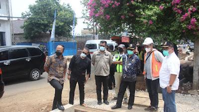 Perbaikan Jalan Provinsi di Kalimulya Kota Depok Harus Segera Terealisasi