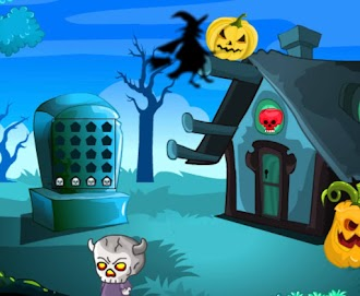 Games2Mad Halloween Forest Escape Series Episode 2