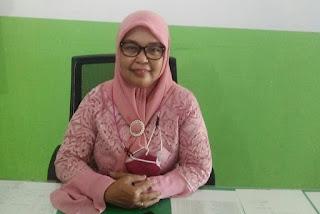 Kepsek Hj Irnawati Akan Berusaha Angkat Derajat SMPN 8 Medan