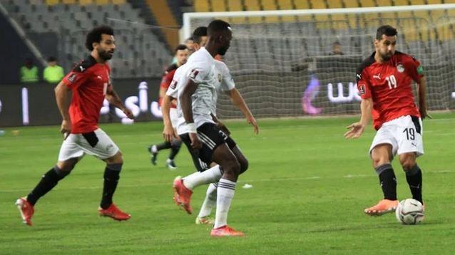 ملخص وهدف فوز مصر علي ليبيا (1-0) تصفيات كأس العالم