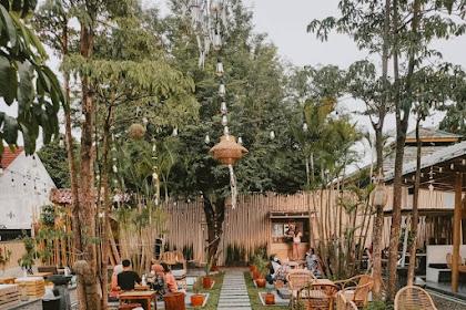 La Nuna Cafe Ciledug Tangerang Harga Menu, Daya Tarik dan Lokasi