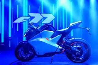 Ultraviolette F77-इलेक्ट्रिक बाइक इन इंडिया २०२१