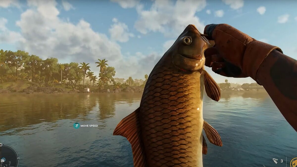Where to find a fishing rod in Far Cry 6