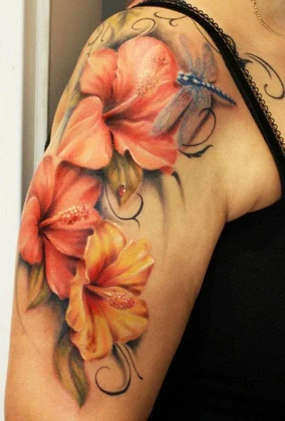 Dragonfly tattoo designs best for Women