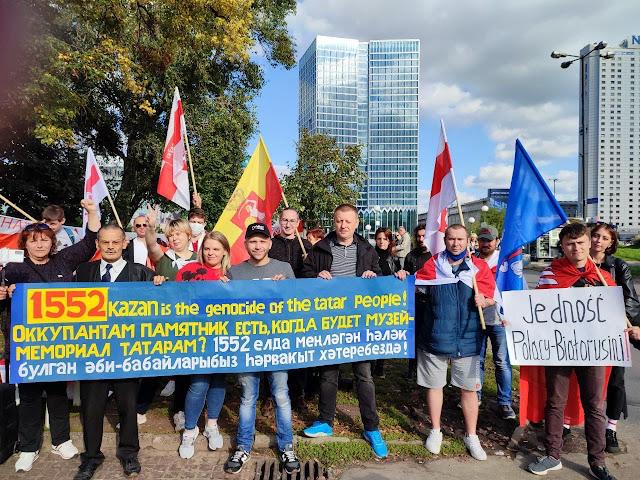 День Памяти татарского народа! Беларусы солидарны с татарами!