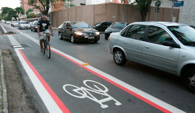 Rua do Futuro ganhará ciclofaixa