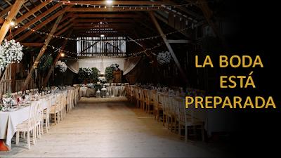 Evangelio según Mateo 22, 1-14: La boda está preparada
