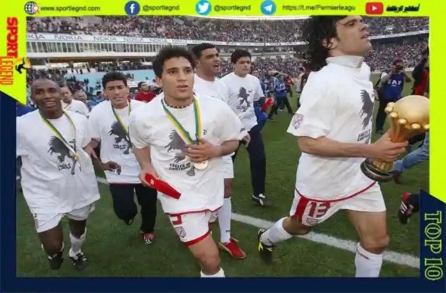 افضل تشكيلة في تاريخ منتخب تونس