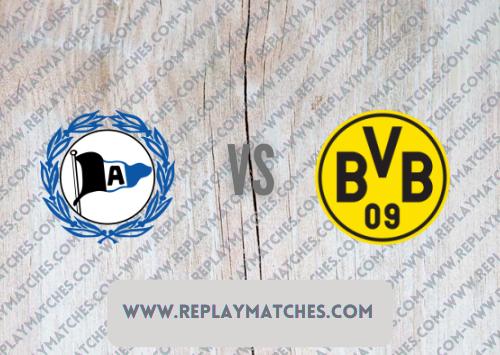 Arminia Bielefeld vs Borussia Dortmund Full Match & Highlights 23 October 2021