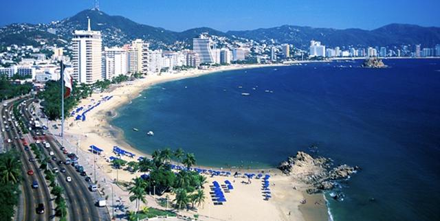 Aumentará el nivel del mar en costas mexicanas, por cambio climático