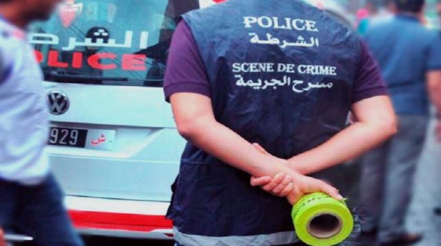 العثور على جثة مواطنة فرنسية داخل مسكنها وإخضاع زوجها لبحث قضائي