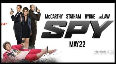 Spy 2015 Hindi English Full Movies Dual Audio 480p BluRay