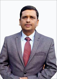डॉ. संदीप पाण्डेय बने एनजीओ प्रकोष्ठ के जिला संयोजक | #NayaSaberaNetwork