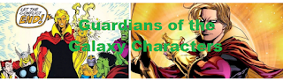 Characters in guardians of the galaxy, An incredible cosmic character will be in Guardians of the Galaxy Vol. 3