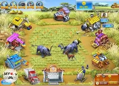 من داخل تحميل لعبة farm frenzy 3 ice age كاملة ميديا فاير