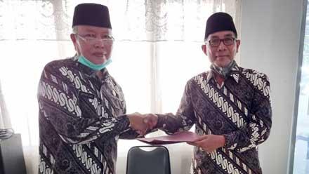 Sareng Suprapto Ditunjuk Sebagai Plt PP Polri Padang
