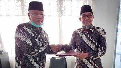 Sareng Suprapto Ditunjuk Sebagai Plt Ketua PP Polri Cabang Padang