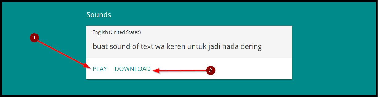 download mp3 sound of text wa