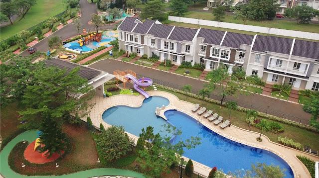 Clubhouse dan Swimming Pool