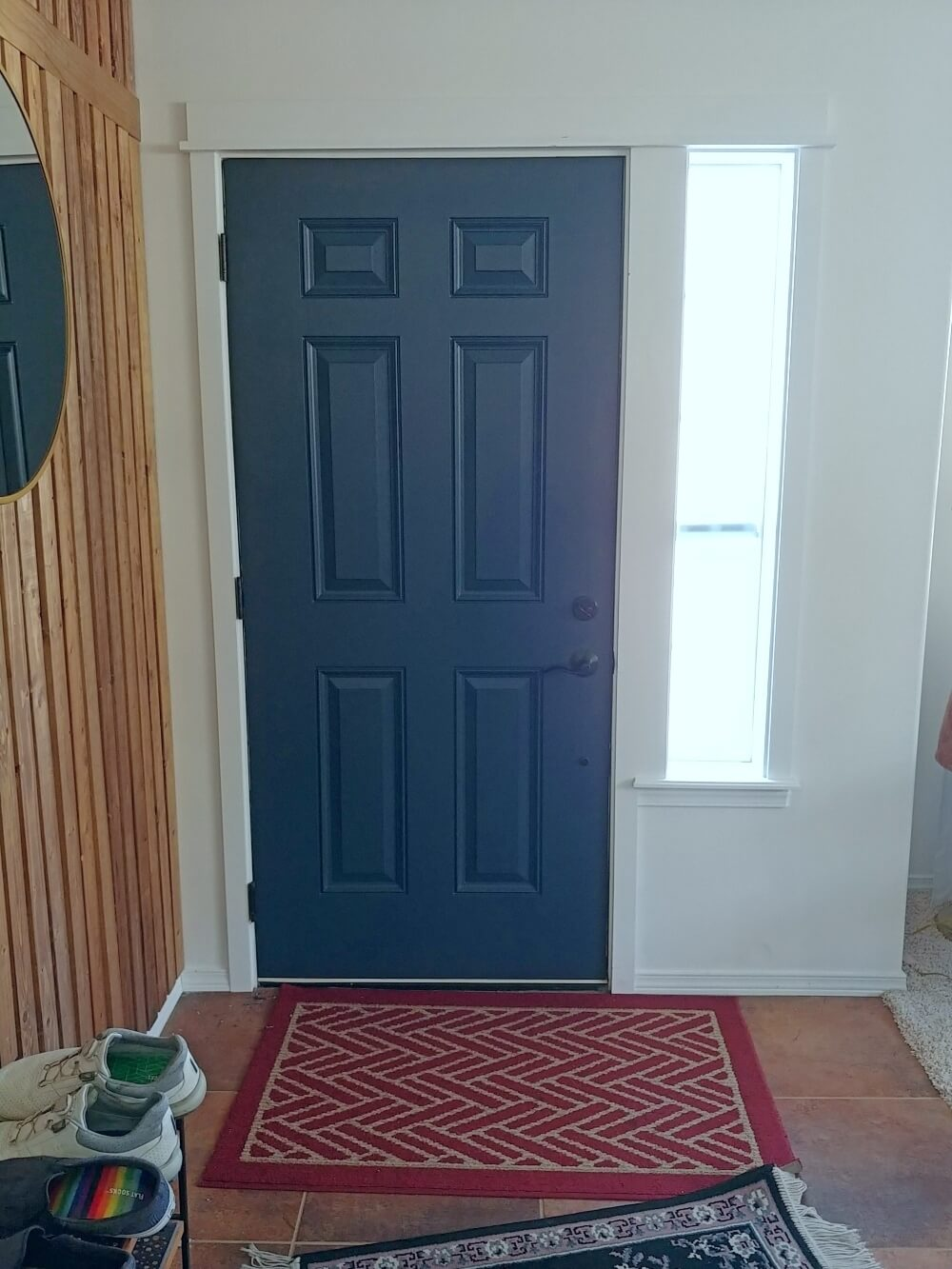 Front Entry Reveal