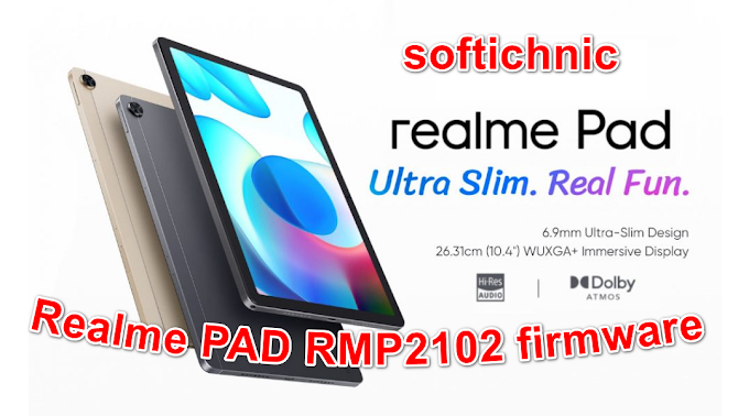 Realme PAD RMP2102 latest flash file