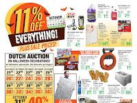 Menards Weekly Sale Ad October 24 - 30, 2021