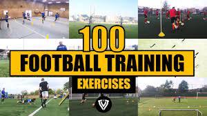 100 soccer training exercises PDF
