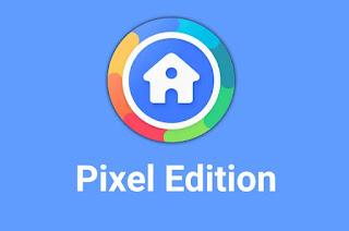 قاذفة لانشر Pixel Edition