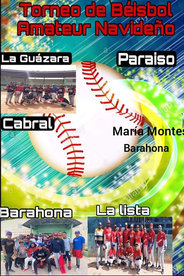 Mañana Domingo es la inauguración del  torneo de Béisbol Amateur en La Guázara