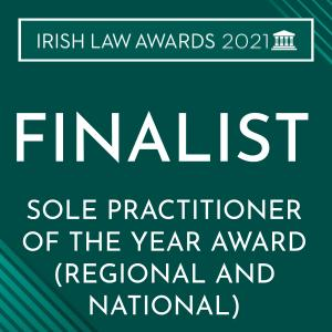 sole paractitioner finalist 2021