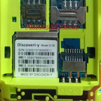 Discoveri-y D-30 Flash File