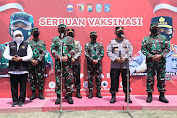 Panglima TNI Vaksinasi Terbukti Ampuh Lindungi Masyarakat Dari Dampak Terburuk Covid-19
