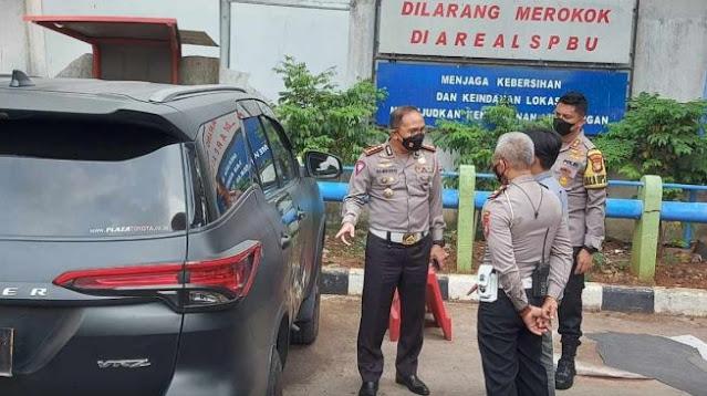 Sopir Fortuner Pelat Polisi Tabrak Lari di Jaksel Jadi Tersangka