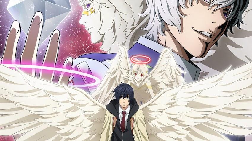 (Anime) Platinum End [Update EP02]