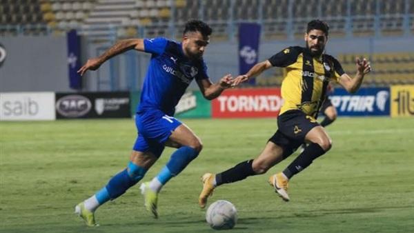 اهداف مباراة المقاولون العرب واسوان (2-1) الدوري المصري