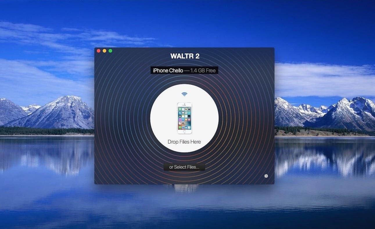 Waltr 2 Menambahkan Nada Dering Ke Iphone Dalam Hitungan Detik!