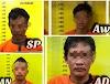 Polres Rohil Berhasil Ciduk Eksekutor Pelaku Pembunuhan Ditanjung Medan